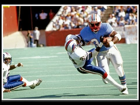EARL CAMPBELL STORY PT 2 (199 YARDS VS MIAMI )
