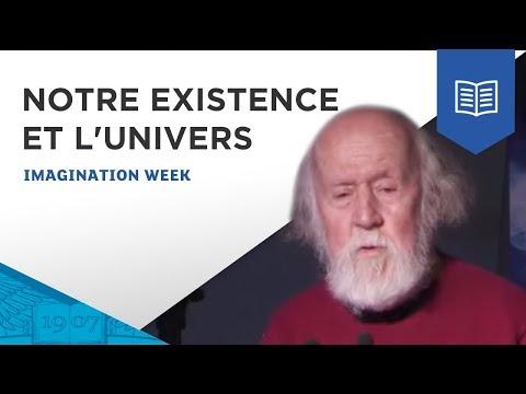 Notre existence et l'univers, par Prof. Hubert Reeves, conf. Inaugurale de l'iMagination Week 2016