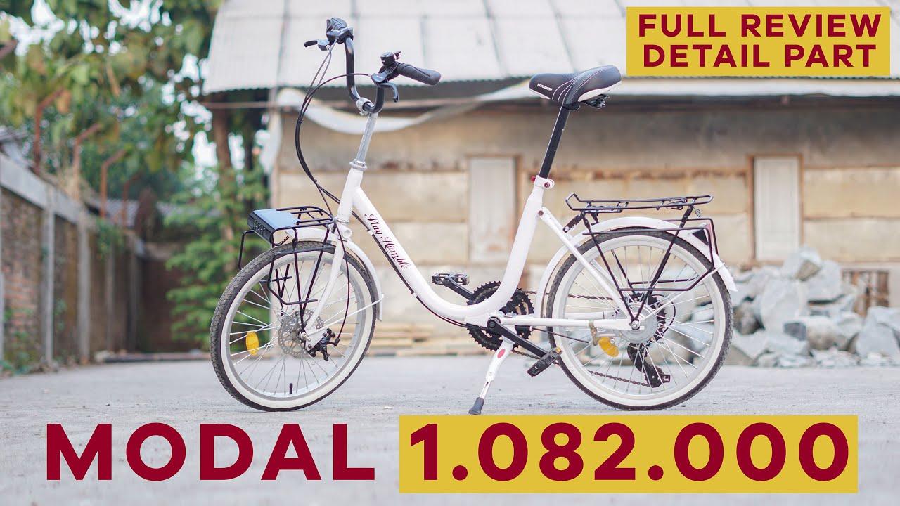 Sepeda Minion Keren Total Budget Murah Youtube