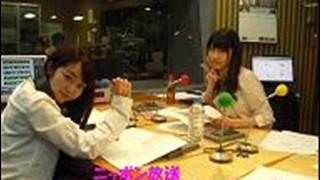 AKB48 ANN 20120331 峯岸みなみ 柏木由紀 メールテーマ「どーなる! 前田...