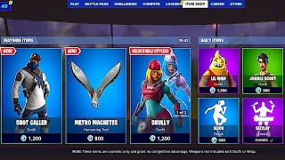 *NEW* FORTNITE ITEM SHOP UPDATE RIGHT NOW! (August 20th NEW SKINS)