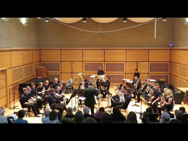 Blowsoc Brass Band: In Flanders Fields