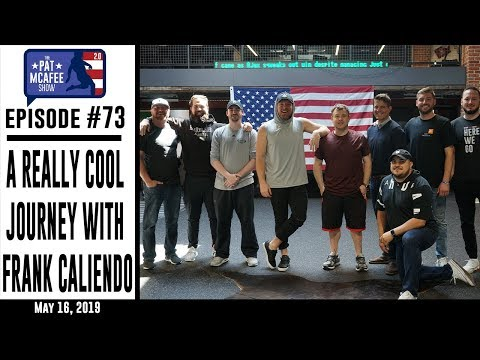 Ep. 73 - A Really Cool Journey With Frank Caliendo : The Pat McAfee Show