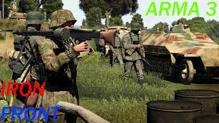 Битва при Виннингене Арма 3 IRON FRONT