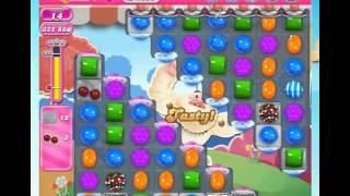 Candy Crush Saga Level 1690 No Boosters