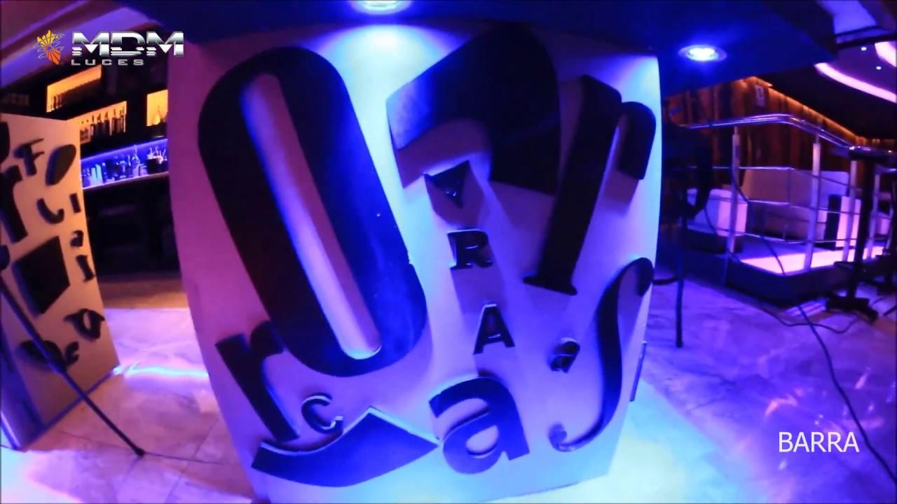 Dise o de bares discotecas y restaurantes en lima peru youtube - Decoracion de bares tematicos ...