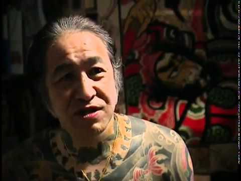 Japanese Full Body Tattoo Tebori Horiyoshi