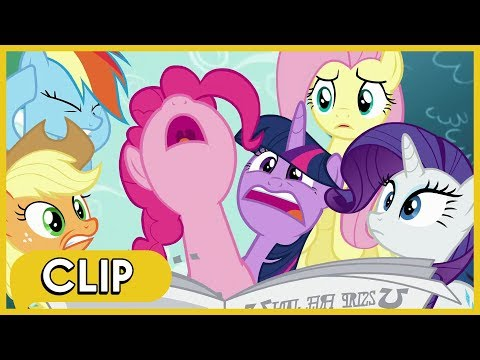 The Scavenger Hunt - MLP: Friendship Is Magic [HD]