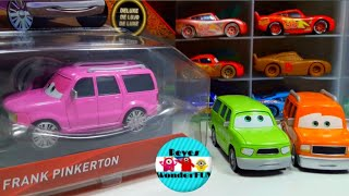 Disney Pixar cars Frank Pinkerton Deluxe 2018 Mattel
