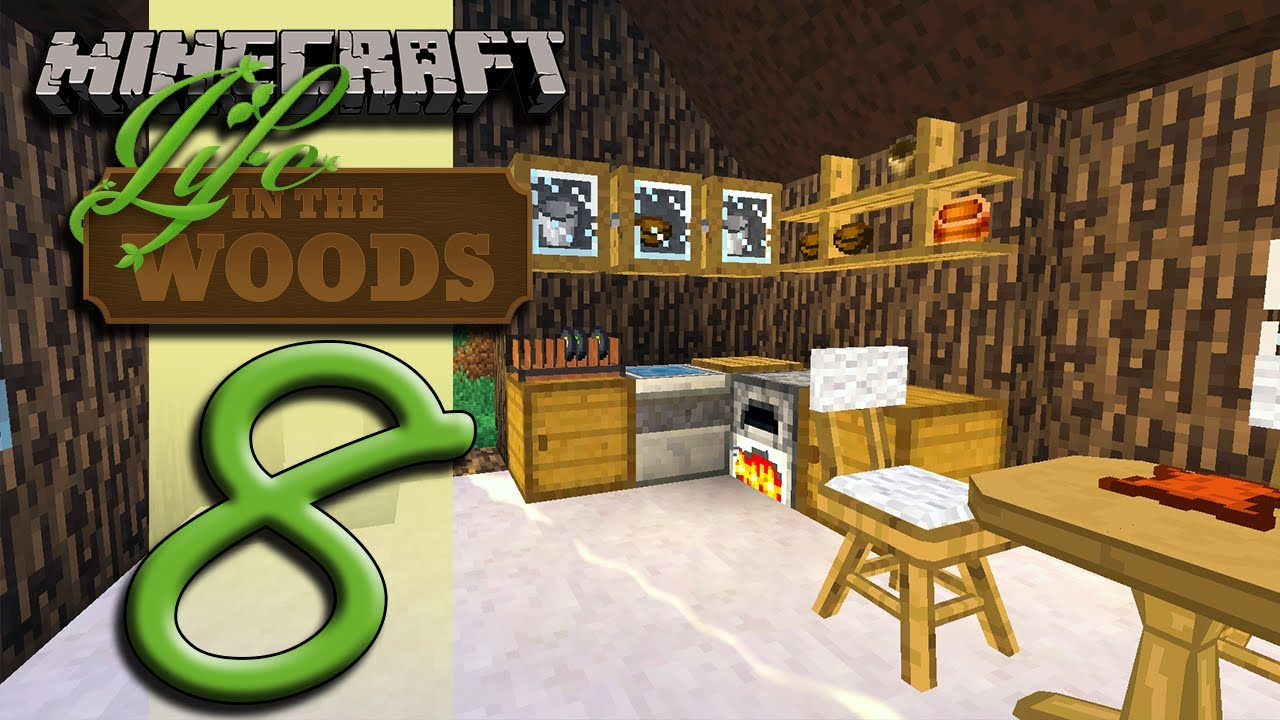 Minecraft Life In The Woods