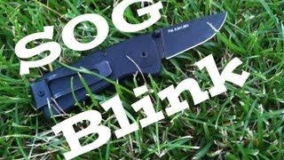 SOG Blink Field Test