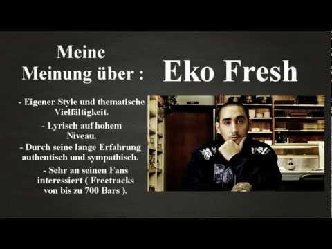 Meine Meinung über : Eko Fresh [HD]