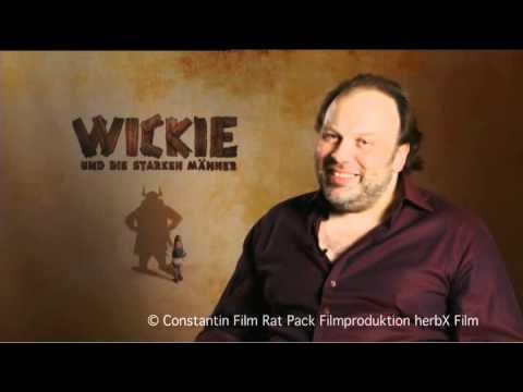 Wickie und die starken Männer (2009 | Waldemar Kobus Interview)