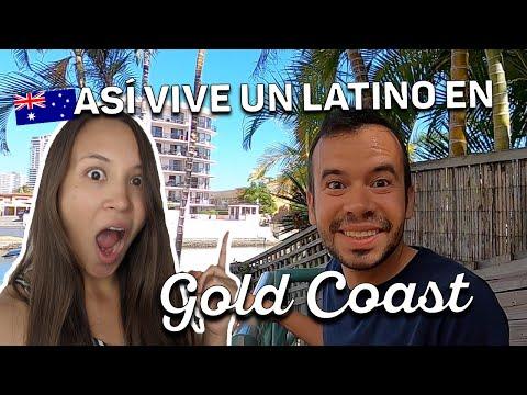 """Gold Coast: """"la mejor ciudad de Australia"""" 🇦🇺 ¿Cómo es VIVIR EN GOLD COAST AUSTRALIA?"""