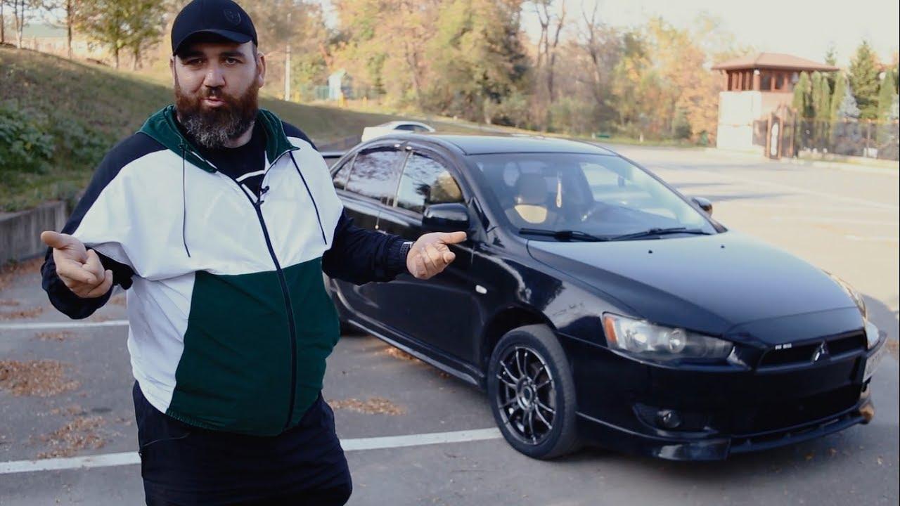 LANCER X - Еще одна причина не покупать АвтоВАЗ!