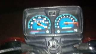 Honda 125 Top Speed