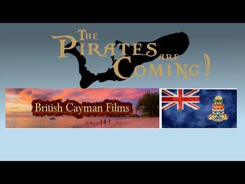 2017 Grand Cayman Pirates Week Fireworks!