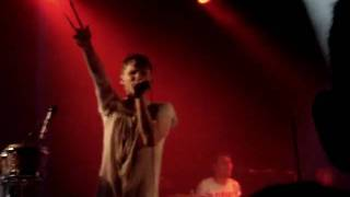 Alphabeat Touch Me Touching You Live Norwich UEA 2008