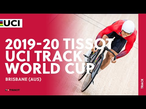 Highlights - Brisbane | 2019/20 Tissot UCI Track World Cup