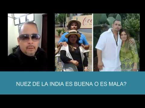 NUEZ DE LA INDIA BUENA O MALA?