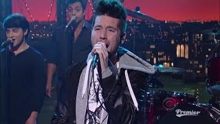 "[HD] Bastille - ""Bad Blood"" 1/28/14 David Letterman"