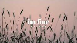 """BTS (방탄소년단) """"I'm Fine"""" - Piano Cover"""