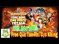 Web Game One Piece Việt Hóa 100% | Free VIP12 - 500.000 Vàng + 1 Tỷ Beri + Tướng VIP Shop