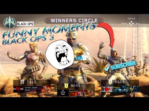 Black Ops 3 Funny Moments // Pub Stomping w NO LOSSES Ft. Drown-Frost & Synclairr_Gawdzy