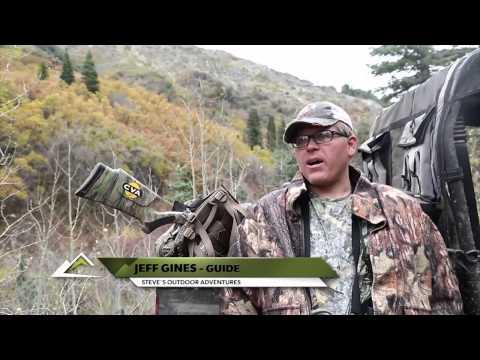 Utah Shiras Moose Hunt - Steve's Outdoor Adventures