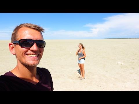 Etosha Nationalpark: Selbstfahrer Safari in Namibia | VLOG #180