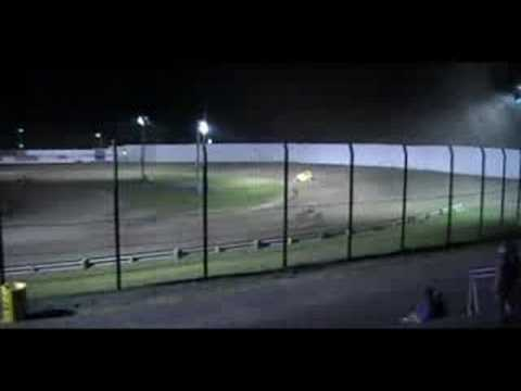 WHIP CITY SPEEDWAY : Quad 4 Feature July 26, 2008