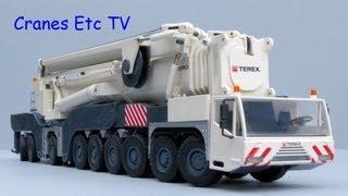 Conrad Terex AC 1000 Mobile Crane by Cranes Etc TV