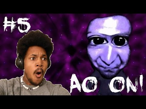 WORST JUMPSCARE OF MY LIFE | Ao Oni [5]