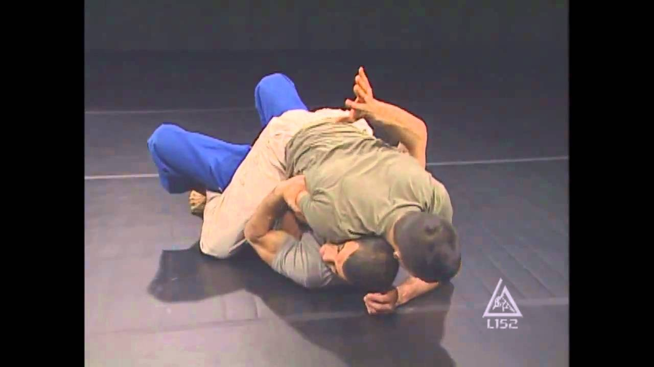 Gracie Combatives - Lesson 1 - Slice 2 (2-6) - YouTube