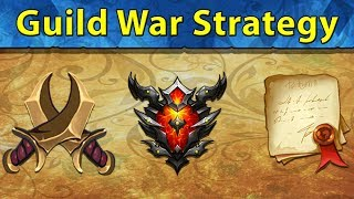 Gems of War: Guild War Team Building Guide | Low to Mid Level Players