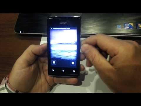Jak zdjąć simlocka z Sony Xperia E za pomocą kodu