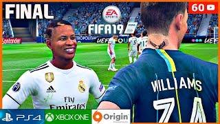 FIFA 19 El Camino Final Español Latino Gameplay | Capitulo Final Alex Hunter Gana La Champions