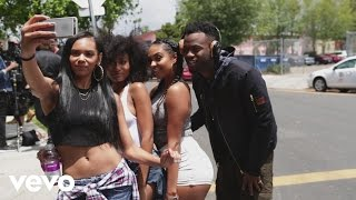 Casey Veggies - Behind the Scenes of Tied Up ft. DeJ Loaf