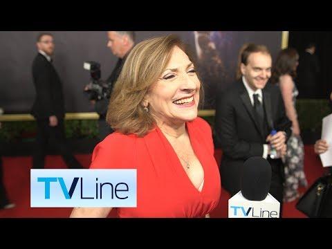 "Lesli Linka Glatter ""Homeland"" Interview at Emmys 2017 | TVLine"