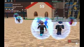 Roblox playing this fun and awesome game!!!!