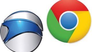 Verlauf, Cookies und besuchte Webseiten in Google Chrome - Iron löschen