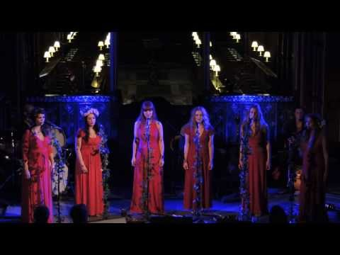 Mediaeval Baebes - Leicester Cathedral 06/12/13 - SET 2 PT 4/4