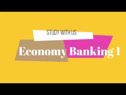 Economy Banking 1 of 3