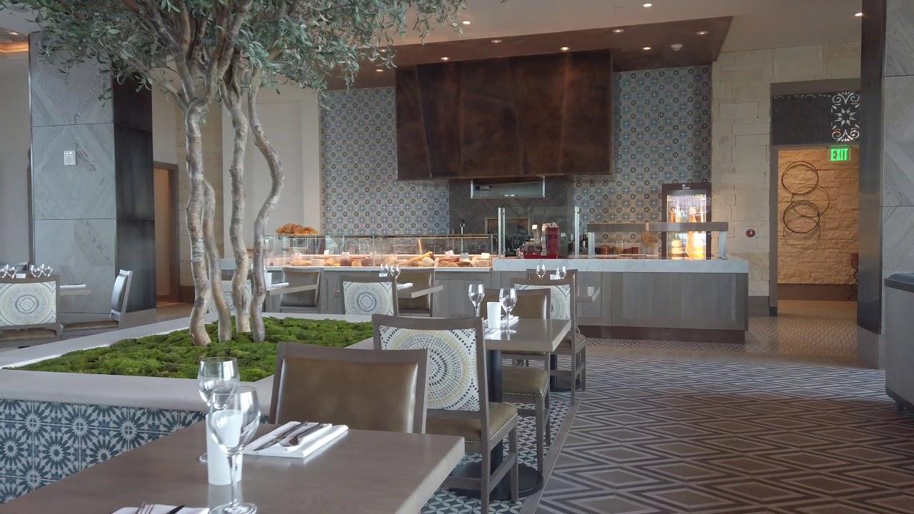 Toledo Restaurant At Coronado Springs Resort