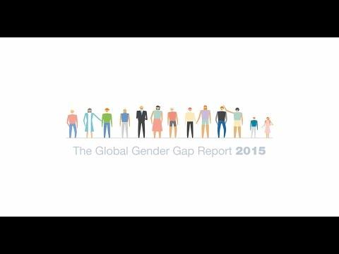 The Global Gender Gap Report 2015