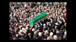 Mustafa Özcan Güneşdoğdu Harika bir İlahi VASIYET ( Tekbirlerle gömün beni )