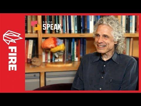 So to Speak podcast: Harvard professor Steven Pinker