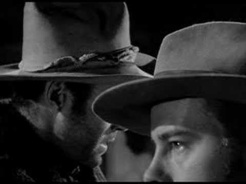 """Henry Fonda: The Ox-Bow Incident (""""Conscience"""") Monologue"""