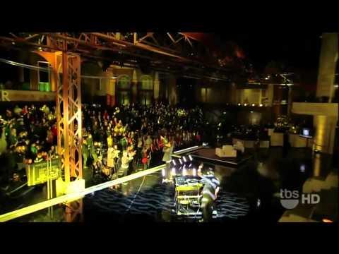 Wiz Khalifa-Black & Yellow -Live!  Lopez Tonight!
