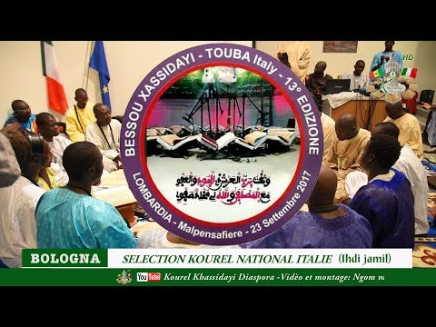 (Ihdi jamil) Selection Kourel National Touba Italie.